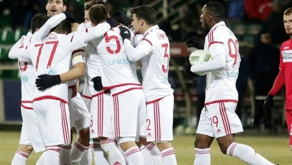 Osmanlıspor'un rakibi Olympiakos doludizgin
