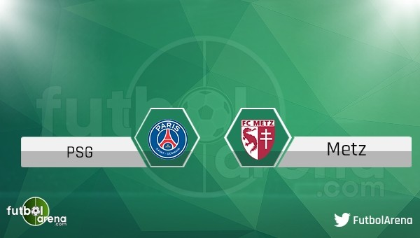 Paris Saint-Germain (PSG) - Metz maçı saat kaçta, hangi kanalda?