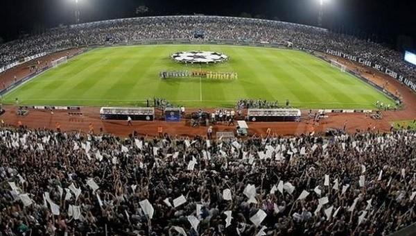 Partizan 3 yıl boyunca Avrupa kupalarından men edildi