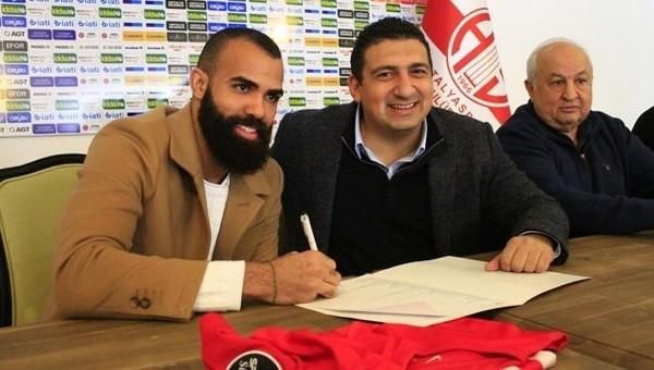 Premier Lig'den Antalyaspor'a transfer