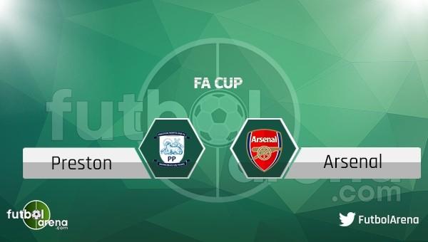 Preston North End - Arsenal maçı saat kaçta, hangi kanalda?