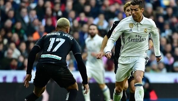 Real Madrid maçında büyük hakem hatası