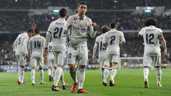 Real Madrid, Sevilla'ya acımadı: 3-0