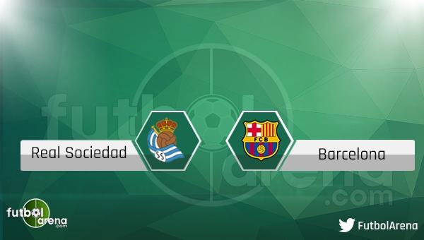 Real Sociedad - Barcelona maçı saat kaçta, hangi kanalda?