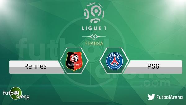 Rennes - Paris Saint-Germain (PSG) maçı saat kaçta, hangi kanalda?