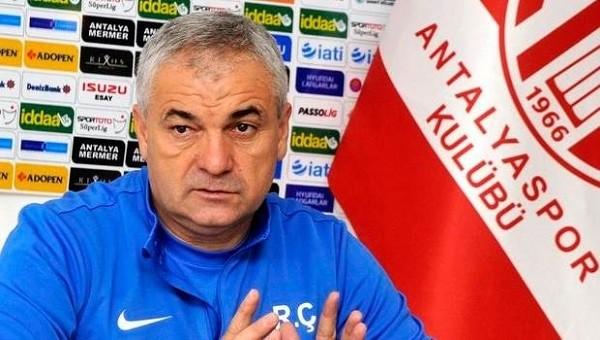 Rıza Çalımbay'dan Eto'o'nun Beşiktaş'a transfer açıklaması