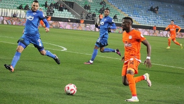 Rizespor'da Edomwonyi golle tanıştı