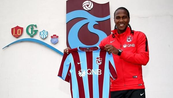 Rodallega, Trabzonspor'daki amacını açıkladı