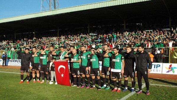 Sakaryaspor 1-1 Bergama Belediyespor maç özeti ve golleri