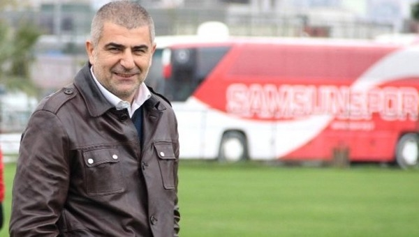 Samsunspor'a transfer müjdesi