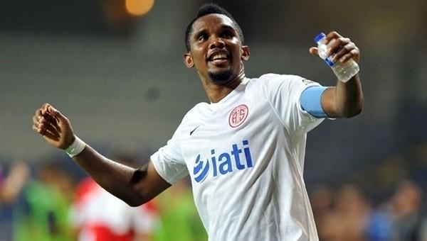 Lille, Samuel Eto'o'yu transfer etmek istiyor
