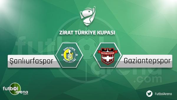 Şanlıurfaspor - Gaziantepspor maçı saat kaçta, hangi kanalda?