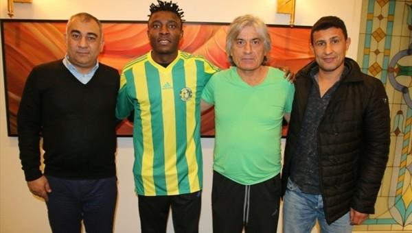 Şanlıurfaspor'a Süper Lig'den transfer