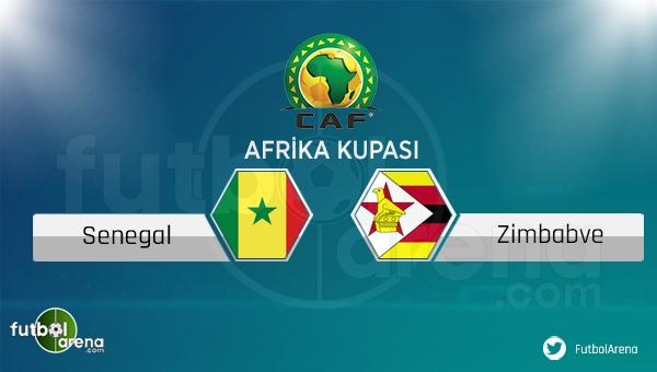 Senegal - Zimbabve maçı saat kaçta, hangi kanalda?
