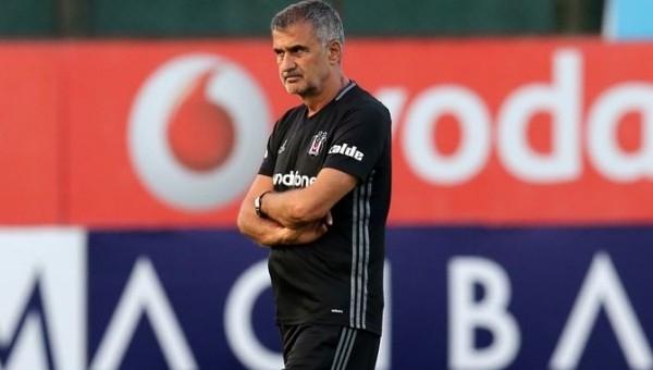 Şenol Güneş'in kiralık göndermek istediği 2 isim - Beşiktaş Transfer Haberleri