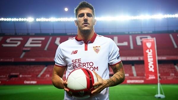 Sevilla, Inter'den Stevan Jovetic'i kiraladı