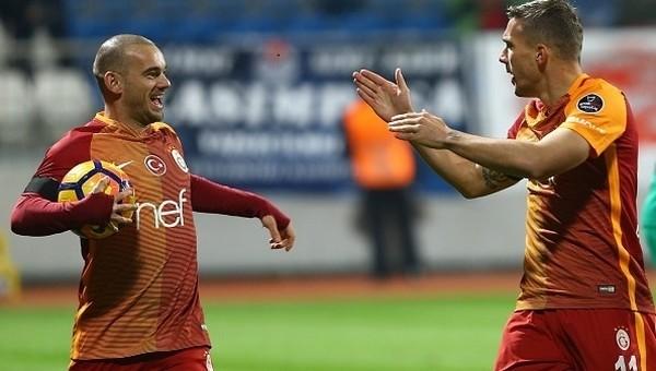 Sneijder ve Podolski ayrılma şartını açıkladı