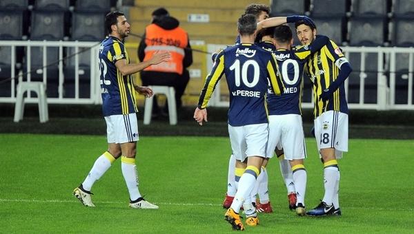 Son 6 sezonun en golcü Fenerbahçesi
