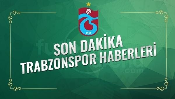 Son Dakika Trabzonspor Transfer Haberleri (23 Ocak 2017 Pazartesi)