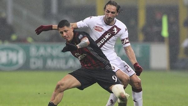 Sosa'lı Milan çeyrek finalde: 2-1
