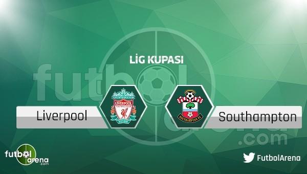 Southampton - Liverpool maçı saat kaçta, hangi kanalda?