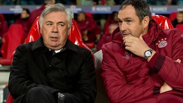 Swansea City, Ancelotti'nin yardımcısı ile anlaştı