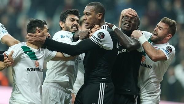 Tahkim'den Beşiktaş ve Bursaspor'a ceza