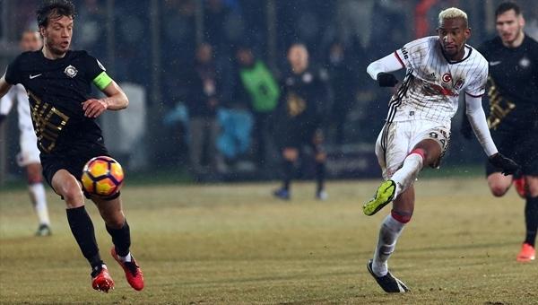 Talisca'dan kariyerinin en iyi gol serisi