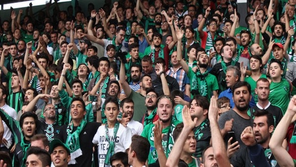 Tekirdağ 1-2 Kocaelispor maç özeti ve golleri