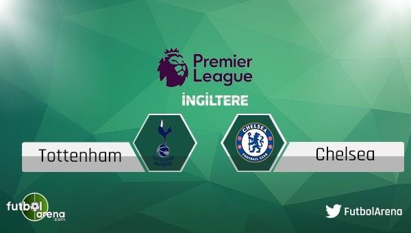 Tottenham - Chelsea maçı saat kaçta, hangi kanalda?