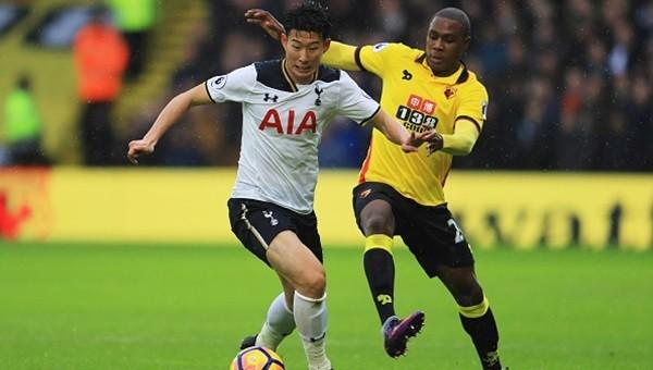 Tottenham, Watford'u ezdi geçti: 4-1