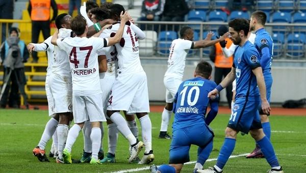 Trabzonspor, Kasımpaşa'yı tek golle devirdi: 1-0