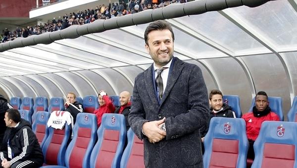 Trabzonspor taraftarlarından Bülent Uygun'a şike tezahüratı