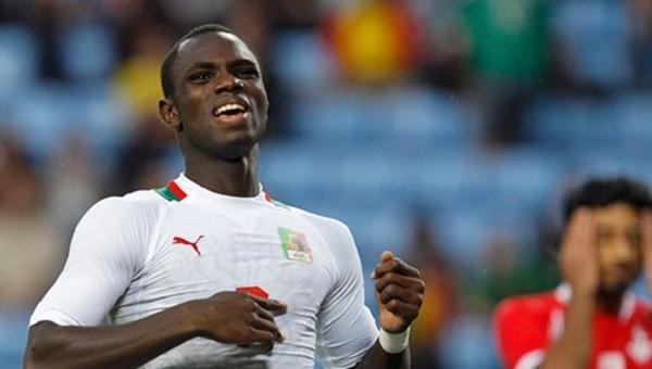Trabzonspor'a Senegalli golcü transferi