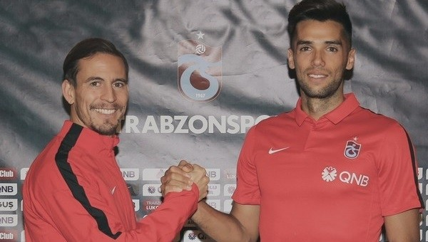 Trabzonspor'dan Mas ve Pereira açıklaması