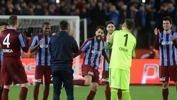 Trabzonsporlu Olcay Şahan kolbastı oynadı, maç sonrası neler söyledi?