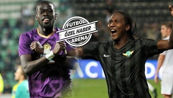 Trabzonspor'un Ndiaye ve Rodallega transferine son durum