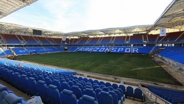 Trabzonspor'un Şenol Güneş stadındaki ilk maçı belli oldu