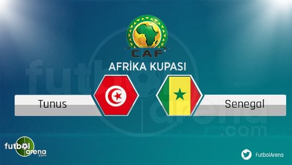 Tunus - Senegal maçı saat kaçta, hangi kanalda?