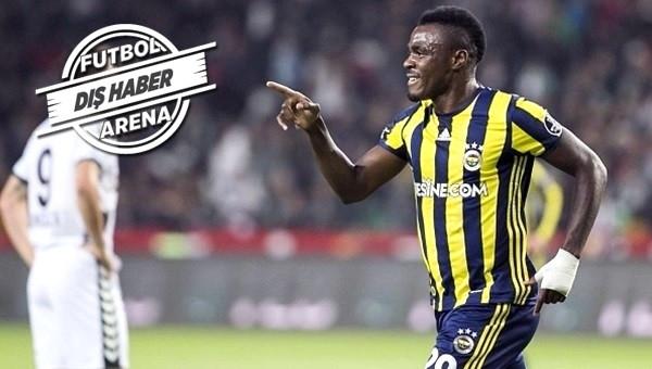 Ve menajer açıkladı: Fenerbahçeli Emenike'nin oynamak istediği takım...'