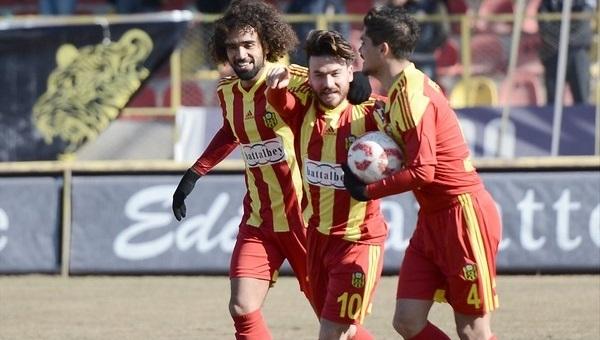 Yeni Malatyaspor 2-1 Mersin İdmanyurdu maç özeti ve golleri