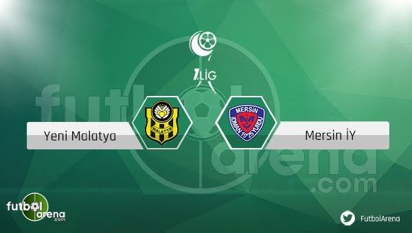 Yeni Malatyaspor - Mersin İdmanyurdu maçı saat kaçta, hangi kanalda?