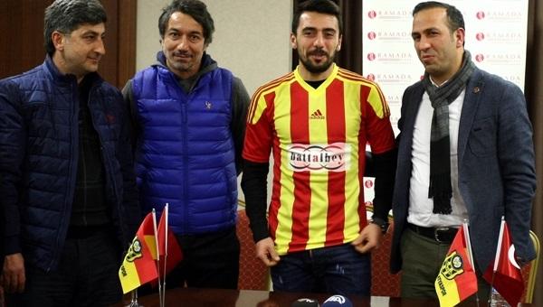 Yeni Malatyaspor, Kasımpaşa'dan Ferhat Kiraz'ı transfer etti