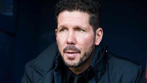 Yılın Teknik Direktörü Diego Simeone