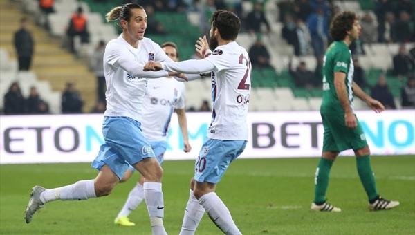 Yusuf Yazıcı'dan Trabzonspor'a müthiş katkı