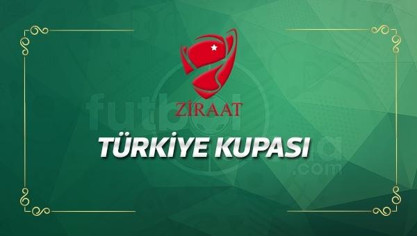 Ziraat Türkiye Kupası son 16 turu maç programı