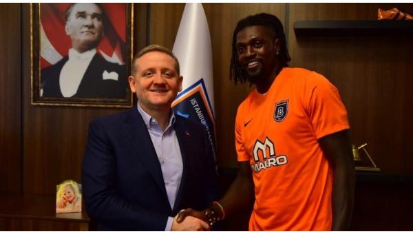 Emmanuel Adebayor, Galatasaray maçında oynayacak mı?