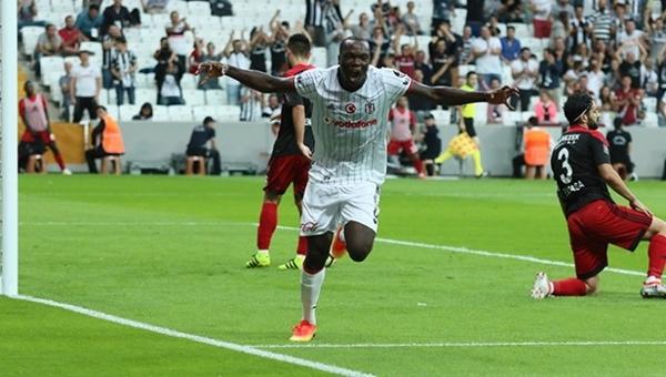 Aboubakar, Beşiktaş'taki hedefini açıkladı
