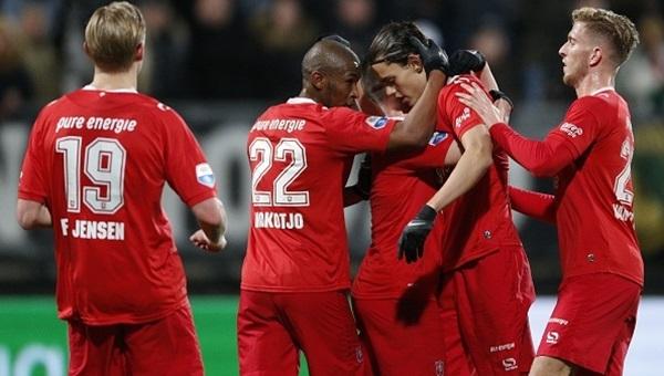 ADO Den Haag - Twente maçında Enes Ünal'dan şık gol! İZLE