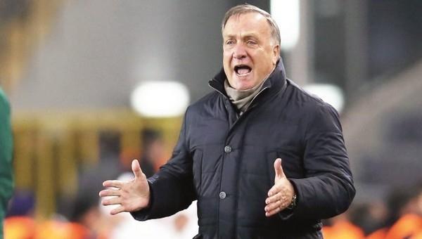 Advocaat'tan Bursaspor maçı öncesi açıklama
